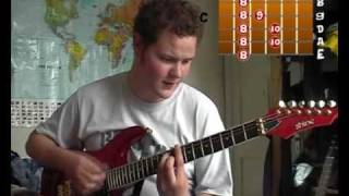 Jack Johnson - Mud Football (Guitar Lesson)