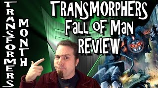 Transmorphers : Fall of Man Review