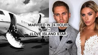 MARRIED in 24hrs feat. LOVE ISLAND'S CHARLIE BRAKE