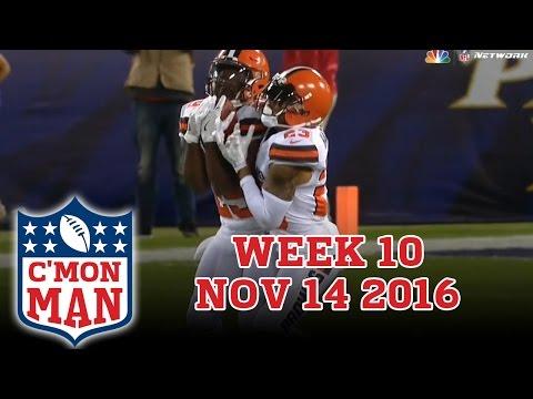 ESPN C'MON MAN! Week 10 - 11-14-16