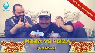 Farsa: Pizza vs Pizza - Mi-e foame! (S02E09-bonus)