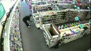 Shoplifting at West Tampa CVS