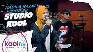 Nabila Razali & Floor 88 - Bagaikan Puteri  Live  - Studio Kool