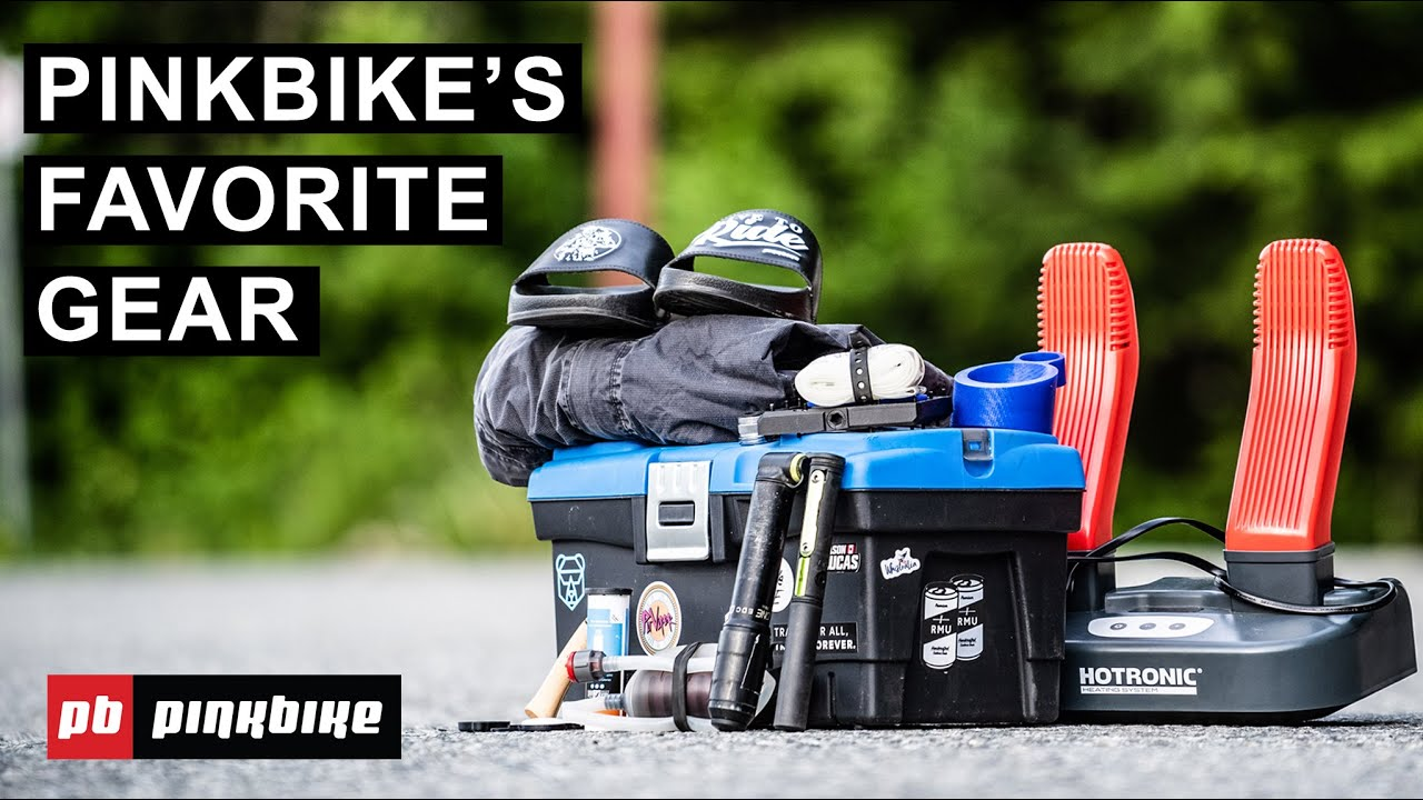 Pinkbike's Favourite Mountain Bike Related Accessories