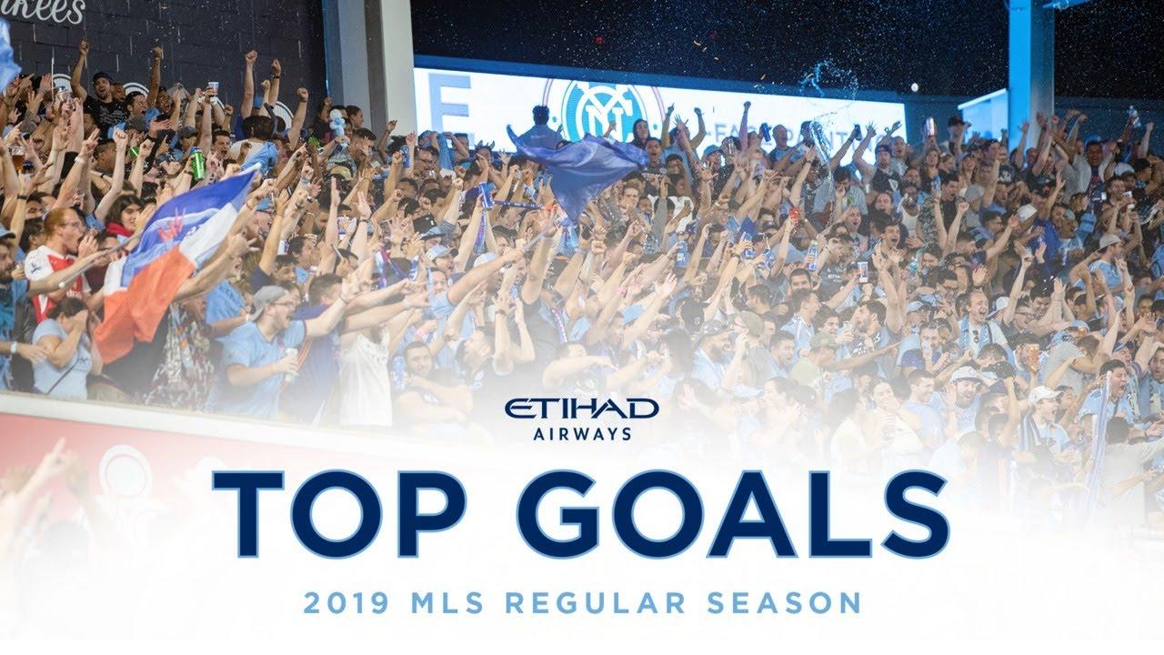 Top Goals   2019 MLS Regular Season