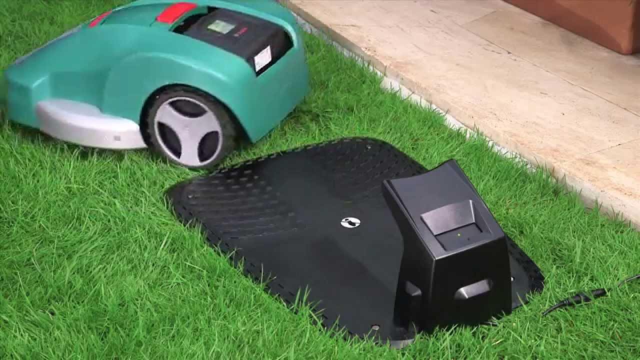 bosch stellt vor: roboter-rasenmäher indego - youtube