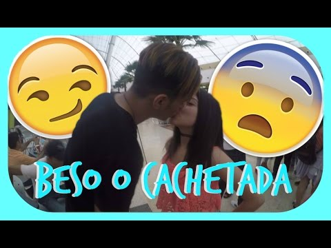 BESO O CACHETADA (Sambil Barquisimeto) | Adrian Duno.
