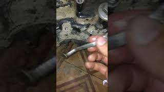 Как заменить цепь ГРМ на мотоцикле Irbis ttr250r без снятия ротора генератора (165fmm). Часть 1.