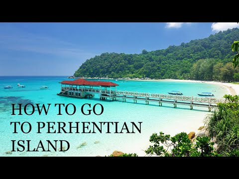 How To Go To Perhentian Island