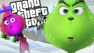 THE NEW GRINCH HAS A SISTER MOD (GTA 5 PC Mods Gameplay)