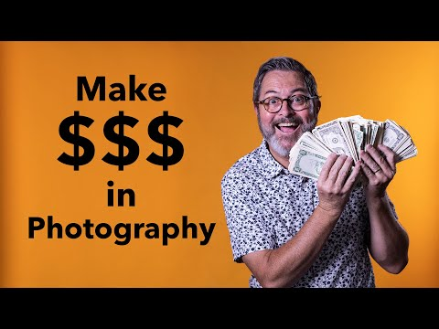 10 Ways To Boost Your Confidence To Make Money In Photography!