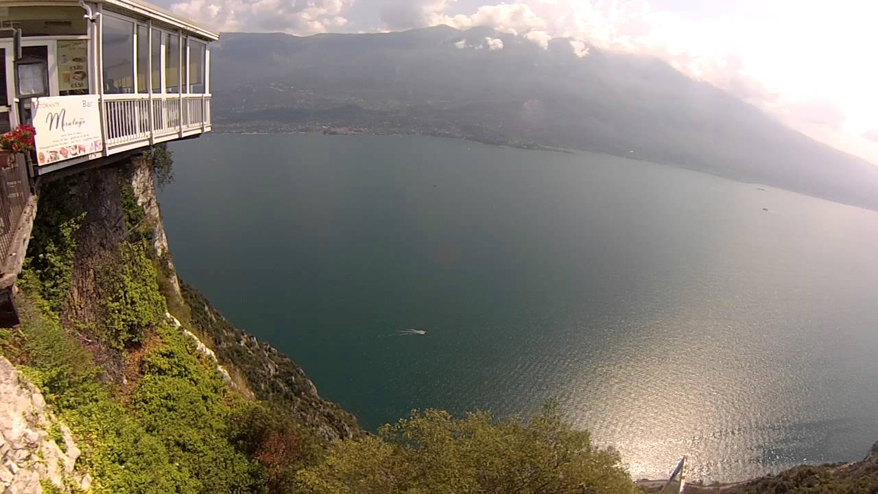 VISTA TERRAZZA TREMOSINE - YouTube