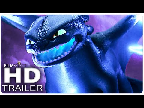 DRAGON TRAINER 3 Trailer 2 Italiano (2019)