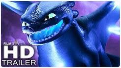 DRAGON TRAINER 3 Trailer 2 Italiano (2019)