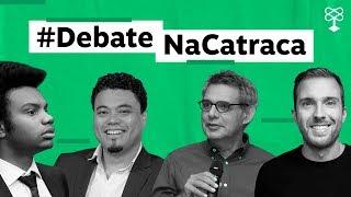 AO VIVO: Acompanhe agora o debate sobre política e tolerância organizado pela Catraca e pelo MBL