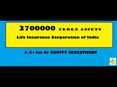 HOW BIG LIC IS ? || INVESTMENT - ASSETS - PROFIT