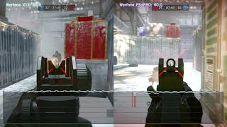 How Well Does it Perform - Warface Xbox One X vs PS4 Pro