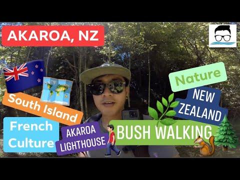 VLOG 11.0 Akaroa, New Zealand