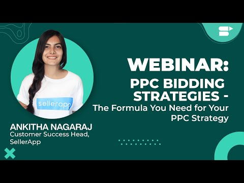 How To Bid On Amazon PPC - The Formula You Need for Your PPC Strategy