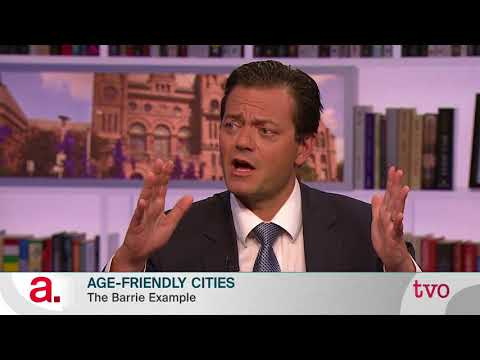 Age-Friendly Cities