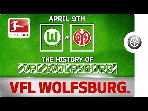 The History of VfL Wolfsburg
