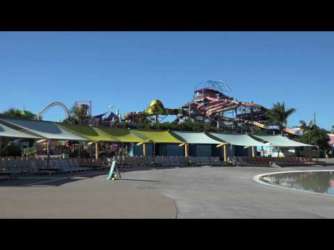 Dreamworld unveils new attractions 2017