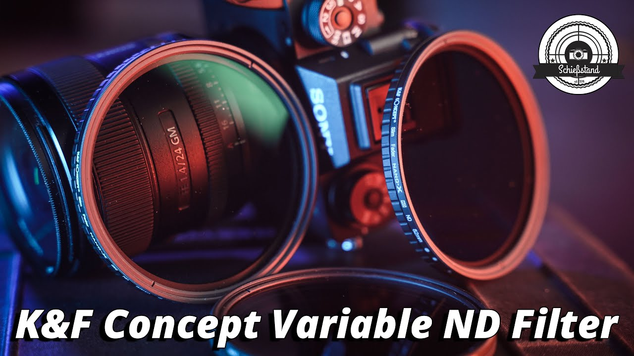 Gute Variable ND-Filter müssen nicht teuer sein! – K&F Concept VND Review