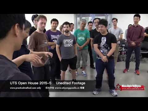 Yin Yang Power Taijiquan Open House 5/7