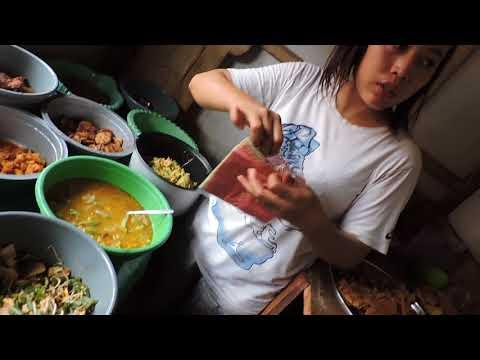 Indonesia Brebes Street Food : Alhamdulillah, Warung Kuliner Kecilku Masih Buka//666//Seri I