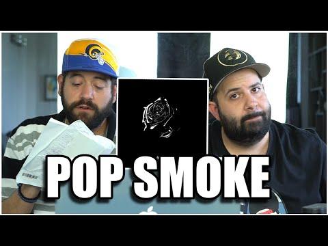 1ST LISTEN TO POP SMOKE!! Pop Smoke – The Woo (Audio) ft. 50 Cent, Roddy Ricch *REACTION