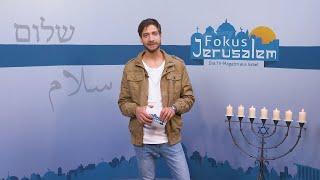 TV Magazin Fokus Jerusalem Nr. 185 vom 17.12.2019