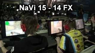ICSC 7 Final | 1 vs 4 Markeloff vs Frag eXecutors