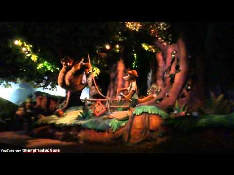 Splash Mountain (HD POV) Walt Disney World