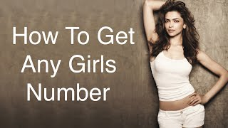 Baixar - How To Get Any Girl S Phone Number Purph Grátis