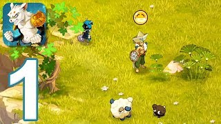 DOFUS Touch - Gameplay Walkthrough Part 1 (iOS, Android)