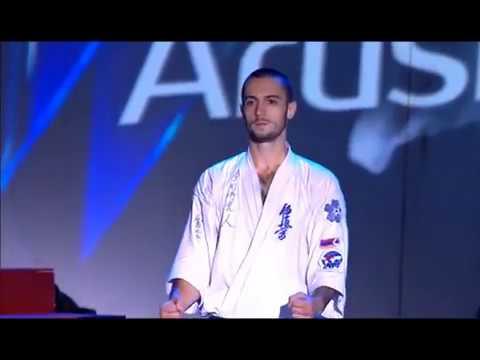 Artur Arushanyan World Champion