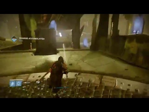Destiny Red Bull Mission part 2: best place to do overcharge 3 reached