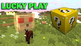 ч.15 Опасные битвы в Minecraft - Очень опасные слизни