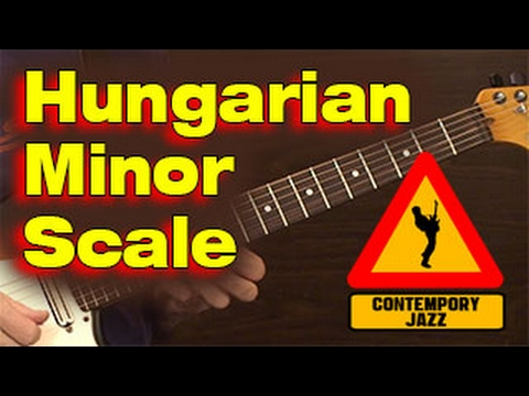 🎸  Hungarian Minor Scale in Contemporary Music (Part 1 of 4)