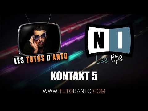 KONTAKT 5 - Script Editor
