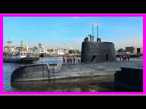 News-the Argentine Navy lost contact with the submarine carrying 44