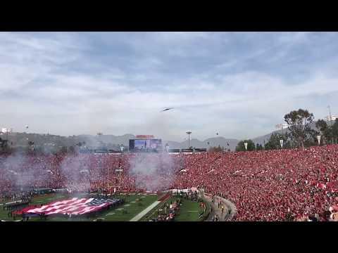Ucla Usc 2016 Game At Rose Bowl Stadium Tips Reminders City Of