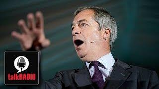 Nigel Farage: 'BBC treated me like a war criminal'