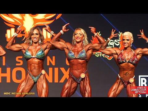 2019 IFBB Pro Rising Phoenix: Arizona Pro - Women's Physique