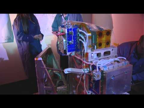 2013 Air Force Space Command Media Contest - 1st Place Video Documentary: Space Test Program