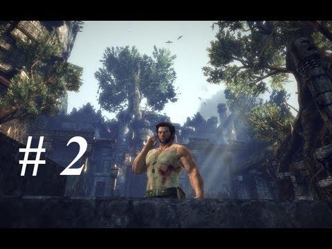 """Прохождение X-men Origins: Wolverine """"Старший брат"""" # 2"""