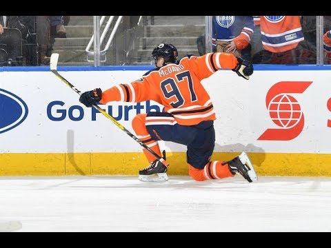 Connor McDavid 2017-18 Season Highlights | Art Ross & Ted Lindsay Trophy Winner