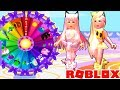 NEW Royale High Mystery Wheel Picks Our Outfits For A Week...