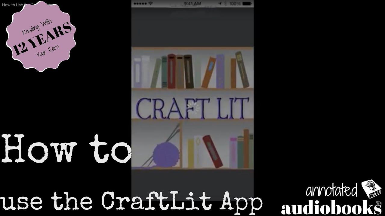 How to Listen - CraftLit Podcast