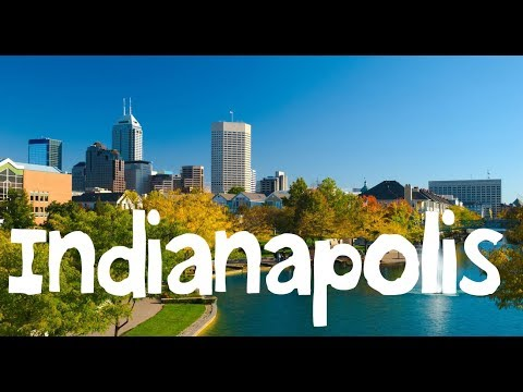 Indianapolis - The Beautiful State